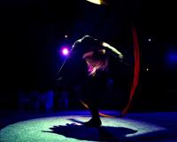 taniec ze wstążką